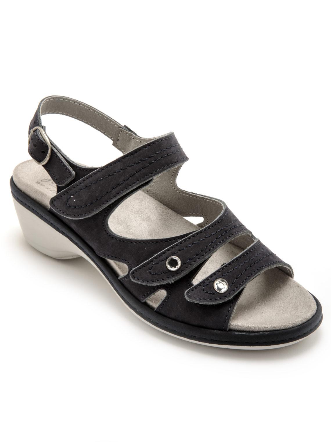 sandale semelle amovible